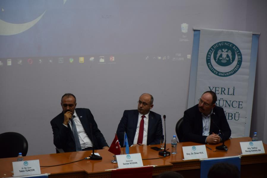 Doğu Türkistan Davası Fakültelerde