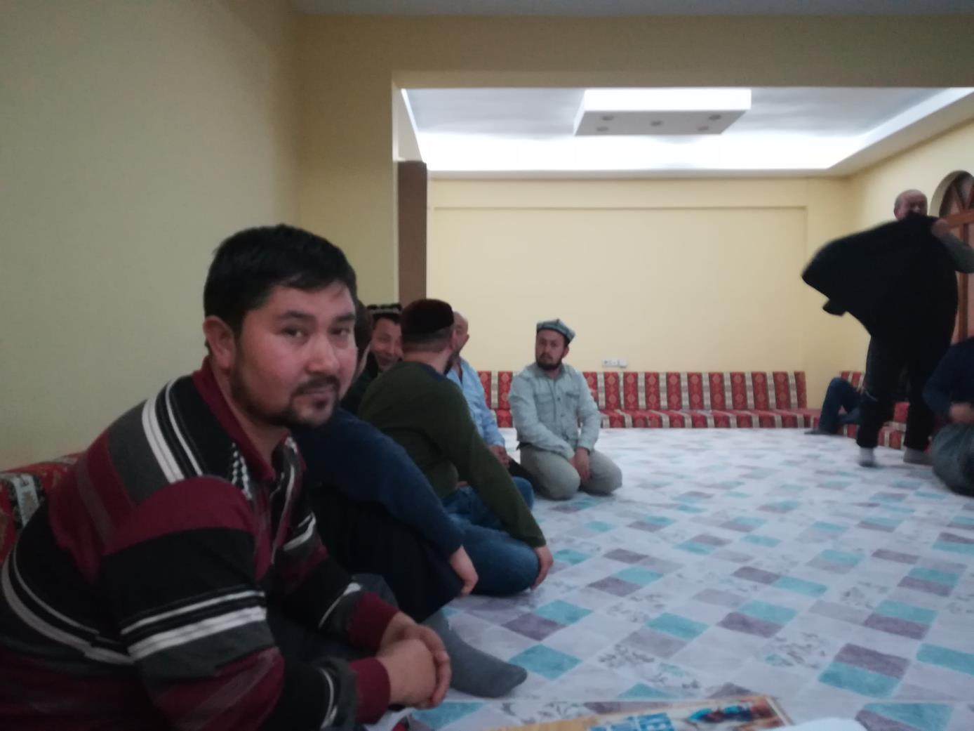 10.02.2019- Uygur Türk'ü Soydaşlarımız İle Eğitimler Devam Ediyor